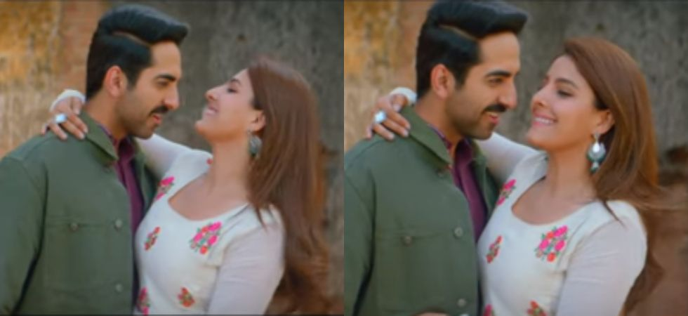 Ayushmann Khurrana and Isha Talwar in Article 15's new song.