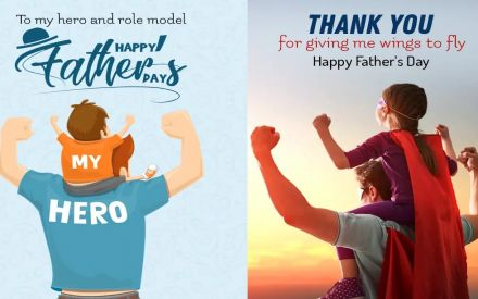 Happy Father's Day 2019: Whatsapp wishes, quotes, SMS