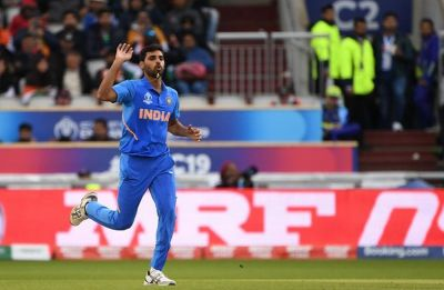 ICC Cricket World Cup 2019: Bhuvneshwar Kumar to not play any further part in Pakistan clash due to hamstring injury