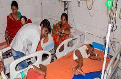 Bihar Encephalitis death count reaches 83, Nitish Kumar announces ex-gratia of Rs 4 lakh