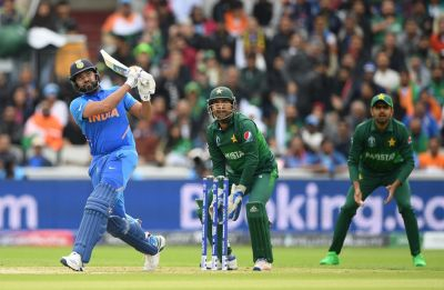 India vs Pakistan ICC Cricket World Cup: Rohit Sharma, KL Rahul stitch historic century stand