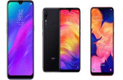 Realme 3 to Samsung Galaxy A 10: Best smartphone under Rs 10,000