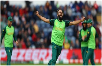 ICC Cricket World Cup 2019: South Africa register first win with crushing win over Afghanistan