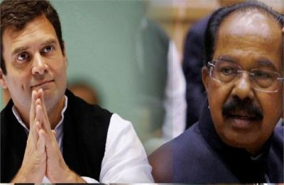 Why Veerappa Moily thinks Rahul Gandhi should not quit as Congress president