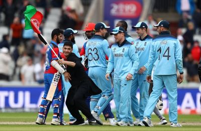 England vs Afghanistan Match 24: England beat Afghanistan by 150 runs