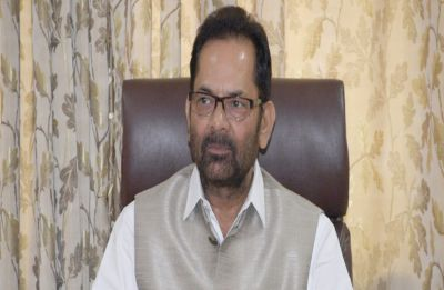 Hamari Sansad Sammelan: Session 7 – Mukhtar Abbas Naqvi on Modi Sarkar 2.0's 'sabka vishwas' agenda