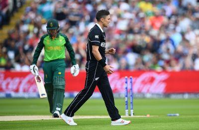 Live Cricket Score, NZ vs RSA, World Cup 2019: Amla, Faf rebuild innings