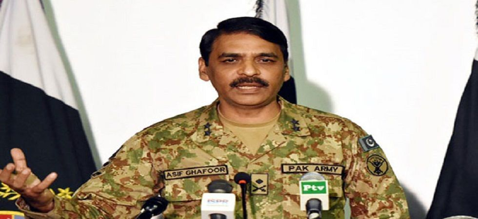"Tuesday's reaction by an army spokesman, Maj. Gen. Asif Ghafoor, said it was ""ill-intended propaganda to implicate state agencies"". (File Photo)"