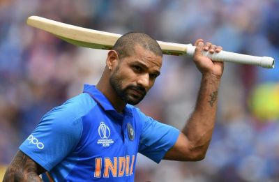Shikhar Dhawan ruled out of World Cup 2019 due to thumb injury, Rishabh Pant to replace him