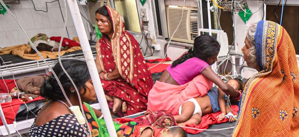 A team of Union health department officials visited the district over the weekend and clarified that AES was an umbrella of symptoms, unlike Japanese Encephalitis which was a viral infection. (PTI photo)