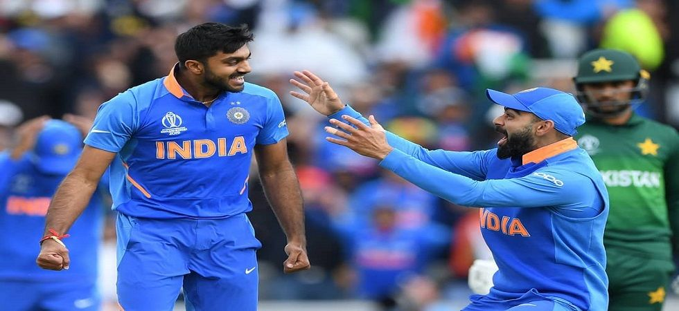 India will be up against Afghanistan on June 22 at Rose Bowl in Southampton (Image Credit: Twitter)