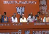 TDP Rajya Sabha MPs joined BJP for 'vikas' of Andhra Pradesh, says JP Nadda