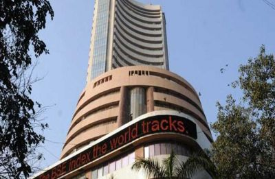 Sensex drops over 150 points in early trade, Nifty below 11,800