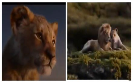 The Lion King Beyoncé And Donald Glover Sing Can You Feel