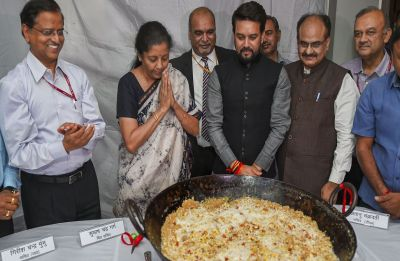 Ahead of Budget 2019,  Finance Ministry observes traditional 'Halwa' ceremony