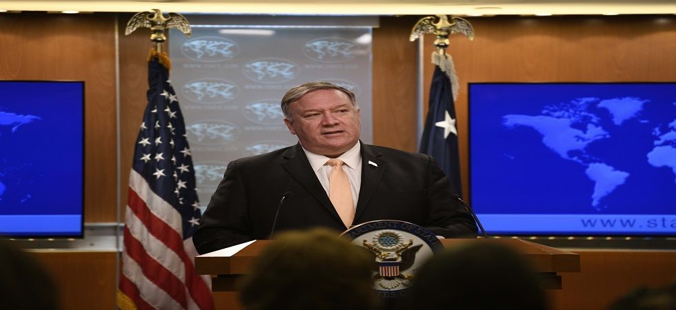 US Secretary of State Mike Pompeo. (Photo: IANS)
