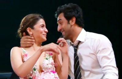 'Nazar na lage'; Alia Bhatt's words on relationship with Ranbir Kapoor will make you go 'awww'