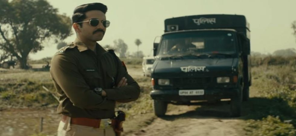I did imagine myself to play a cop but maybe people did not: Ayushmann Khurrana