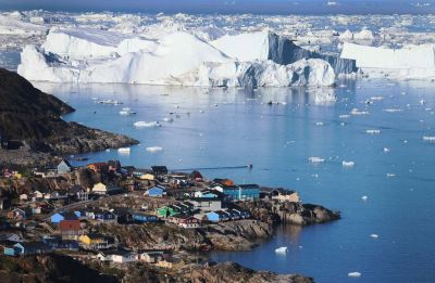 Greenland might be ice-free by end of century, picture reveals awful reality