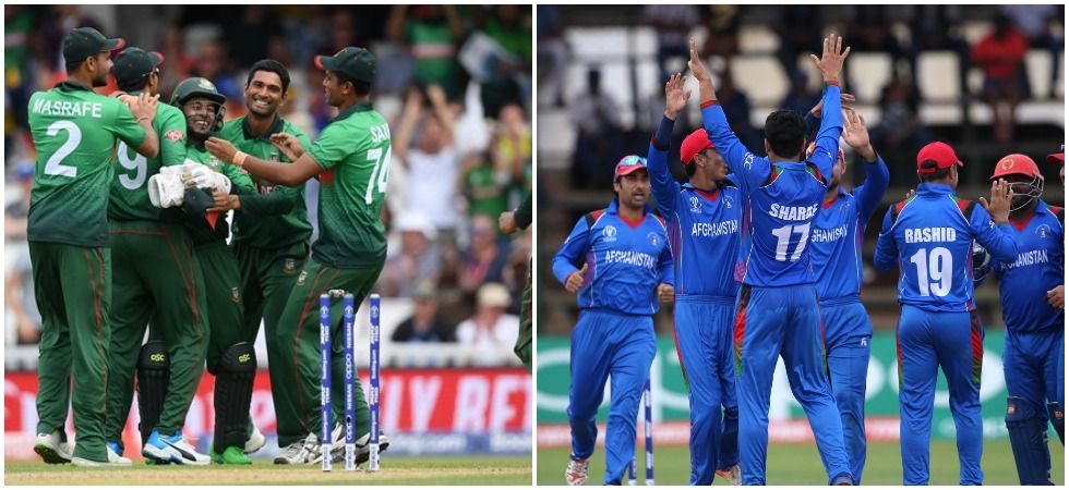 Bangladesh will look to upstage Afghanistan to stay in hunt for semi-final spot (Image Credit: Twitter)