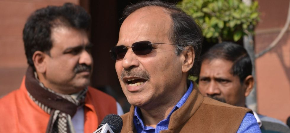 Adhir Ranjan Chowdhury said that 19 out of 27 schemes launched by the Congress-led UPA government were merely renamed by the BJP-led NDA government during its first five year tenure