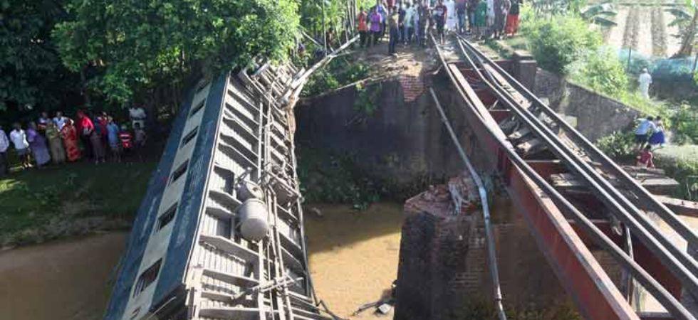 Bangladesh Train accident (Photo Credit: Twitter)