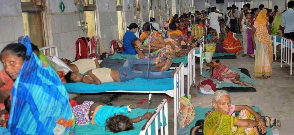 Over 130 children have died in Bihar, most of them in Muzaffarpur due to encephalitis. (PTI Photo)