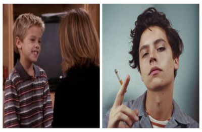 'Riverdale' star Cole Sprouse had crush on THIS 'Friends' actress while working together on set