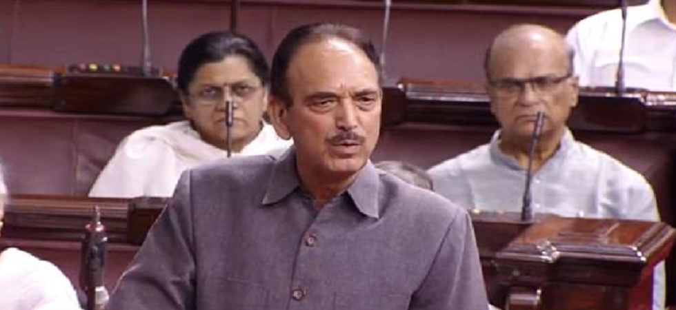 Keep new India with you, give us old India: Ghulam Nabi Azad targets Modi over Jharkhand lynchings