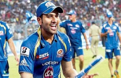 Rohit Sharma heavily trolled for wrong hashtag, see some hilarious reactions
