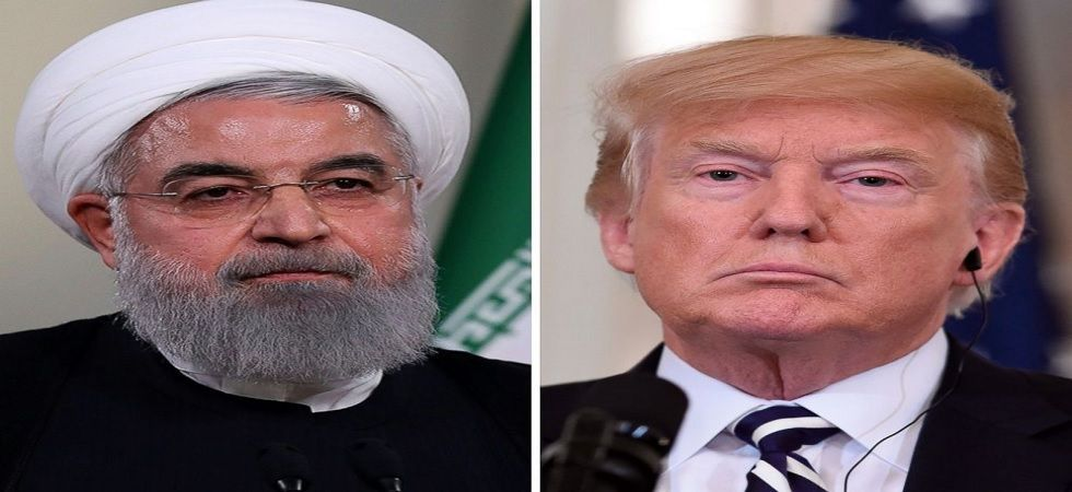 Iran rejected talks with the United States after President Donald Trump imposed fresh sanctions