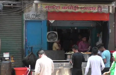 This Aligarh 'kachori' seller earns over Rs 60 lakh annually, 'stunned' tax dept sends him notice