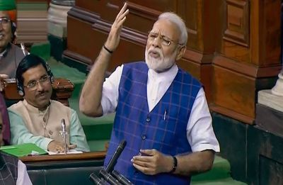 Triple Talaq Bill Opposition's third opportunity to support women empowerment: PM Modi in Lok Sabha