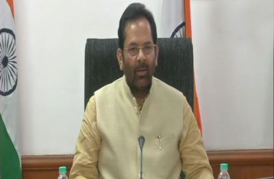 Jharkhand lynching heinous crime, embrace people to chant 'Jai Shri Ram': Mukhtar Abbas Naqvi