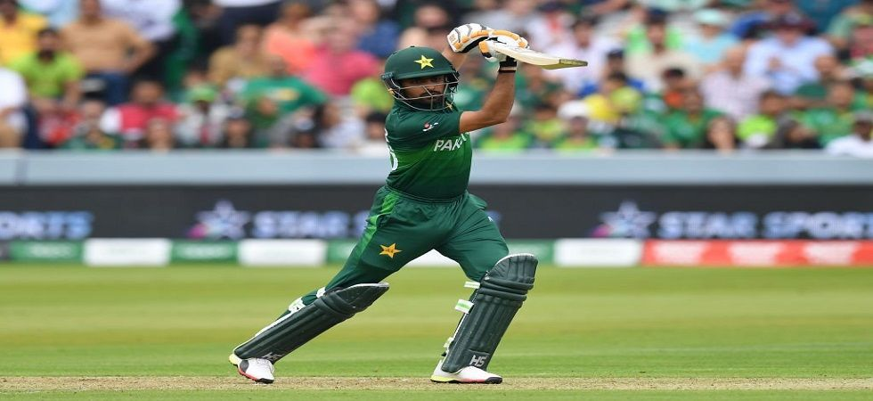 Babar Azam keeps Pakistan ahead in the game against New Zealand (Image Credit: Getty)