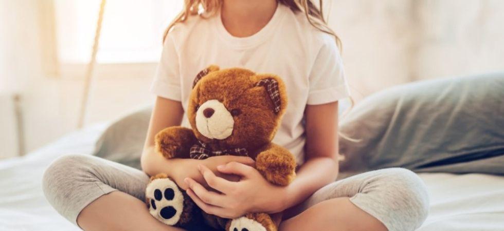 Robotic teddy bear boosts mood in hospitalised children.