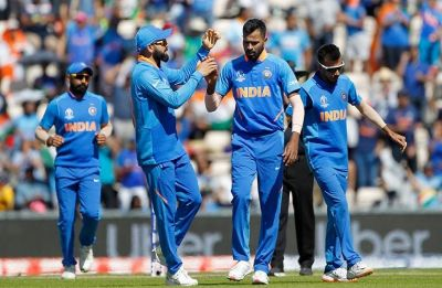 India topple England to go top of ICC ODI rankings