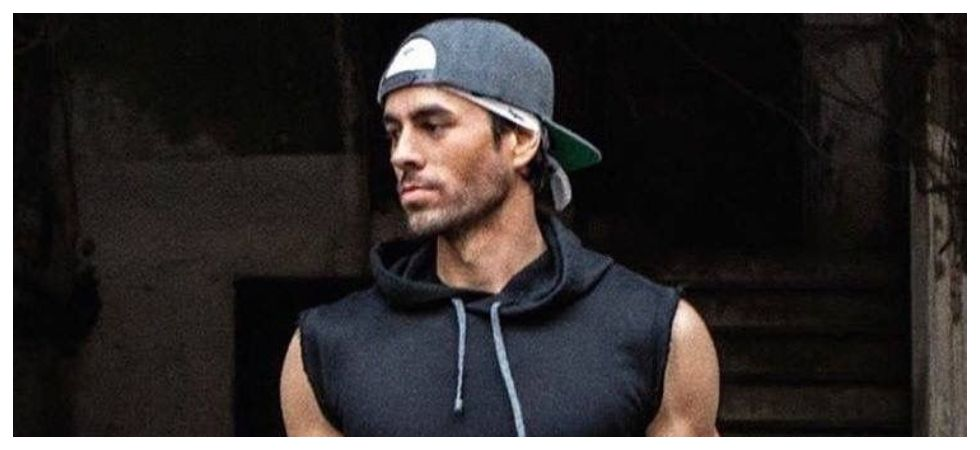 Can't wait to be back in India says Enrique Iglesias (Photo: Twitter)