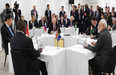 What Prime Minister Modi told BRICS leaders at G20 Summit in Japan's Osaka