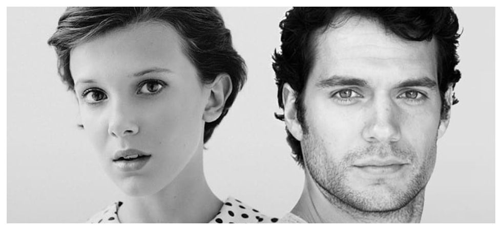 Henry Cavill to play Sherlock Holmes opposite Millie Brown (Photo: Instagram)