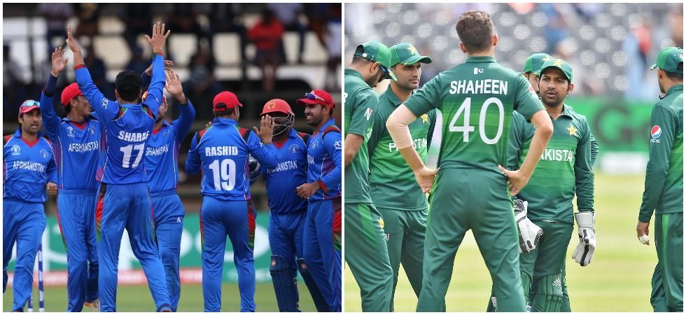 Pakistan team will look to upstage Afghanistan in Leeds (Image Credit: Twitter)