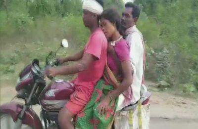 Denied ambulance, bleeding pregnant woman taken to hospital on bike