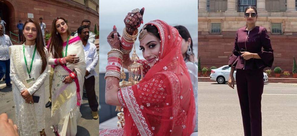 Criticised for wearing 'sindoor', Nusrat Jahan shuts down hardliners