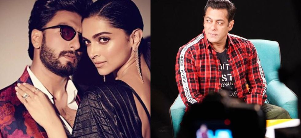 Deepika, Ranveer will NOT grace the premiere episode of Salman's show.
