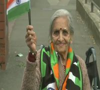 Charulata Patel, 87-year-old fan, steals show as India knock Bangladesh out of World Cup