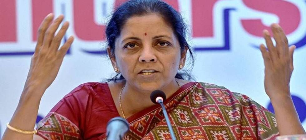 The economy has achieved high growth that averaged 7.5 per cent in the last 5 years (2014-15 to 2018-19) amidst significant improvements in macro-economic stability, Nirmala Sitharaman said. (File Photo)