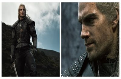 The Witcher first look: Henry Cavill looks unrecognizable as Geralt in this Netflix series