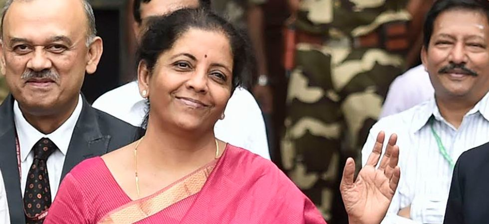Nirmala Sitharaman was born on August 18, 1959 in the temple town of Madurai, Tamil Nadu. (PTI Photo)