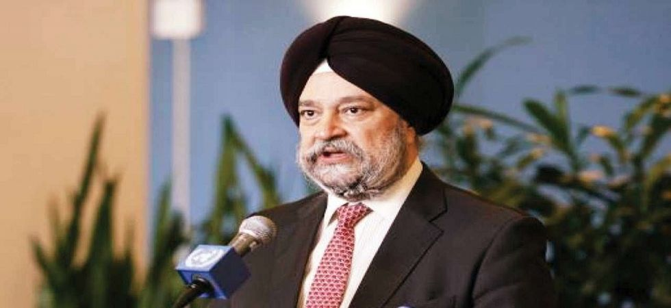 Union Minister Hardeep Singh Puri (File Photo)