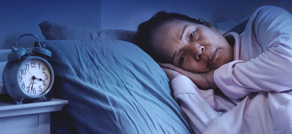 Poor quality sleep in 50s, 60s increases risk of Alzheimer's disease.
